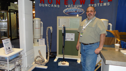 Central vac installation, service, supplies and repair from Duncan Vacuum Systems, Bristol, CT