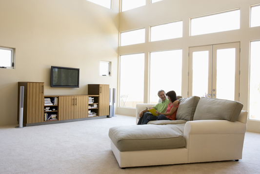 A central vacuum system will give you a cleaner home and healthier indoor air.